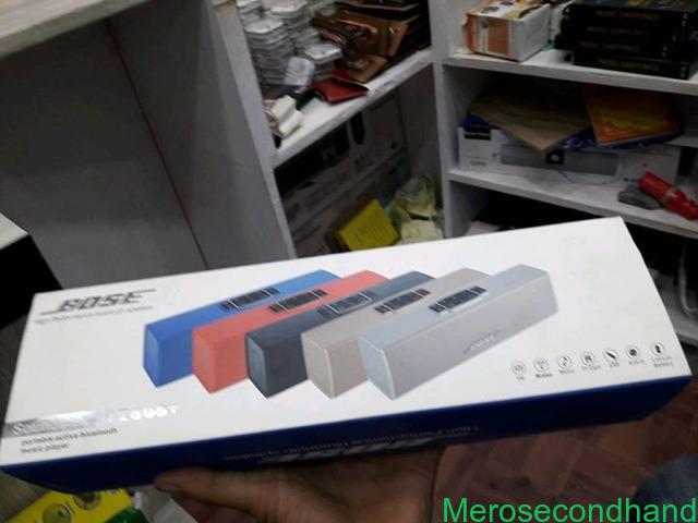 BOSE BT808+ wireless bluetooth speaker on sale at kathmandu - 1/1