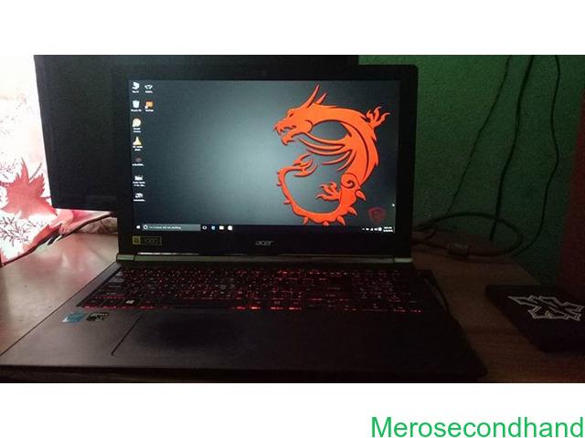 Acer i7 4TH Gen gaming laptop on sale at kathmandu - 1/4