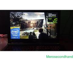 Acer i7 4TH Gen gaming laptop on sale at kathmandu - Image 4/4