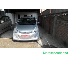 Hyundai Eon 2012 car on sale at Nawalparasi