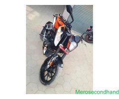 56 lot duke 200cc bike on sale at kathmandu