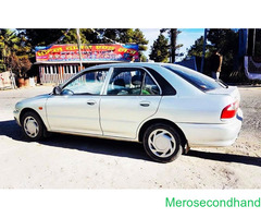 Proton wira car on sale at kathmandu