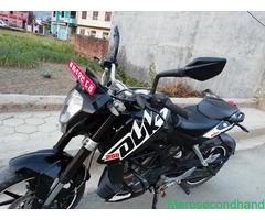 Ktm duke fresh 200 on sale at kathmandu