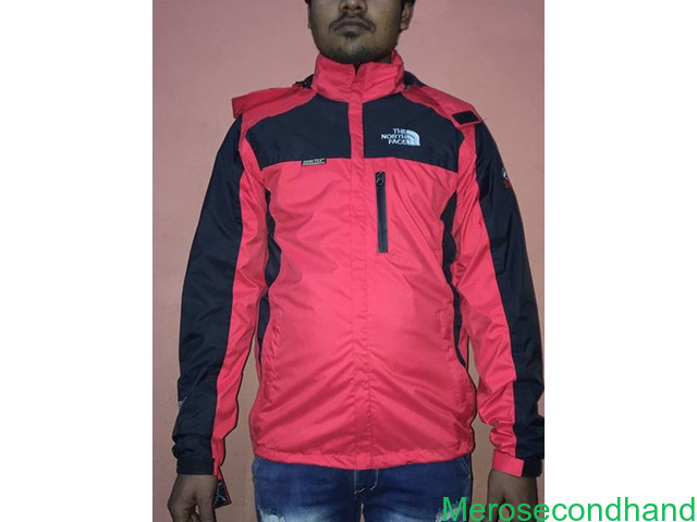 Gortex full waterproof jacket on sale at kathmandu - 3/4