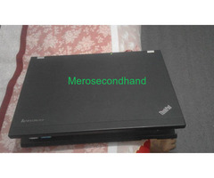 Lenovo thinkpad laptop on sale at pokhara