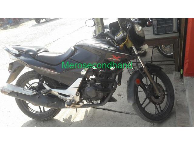 Hero cbz bike on sale at butwal nepal - 1/3
