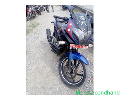 Bajaj pulsar 220 on sale at pokhara