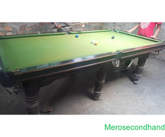 Indian Pool game table for sale at pokhara