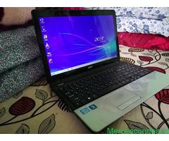 Acer i3 fresh laptop on sale at kathmandu nepal