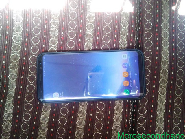 Samsung s8 on sale at kathmandu - 2/2