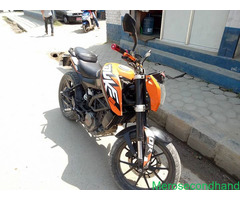 Ktm duke secondhand bike on sale at kathmandu nepal