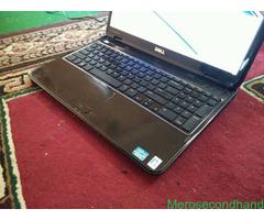 Secondhand Laptop dell i5 on sale at kathmandu nepal