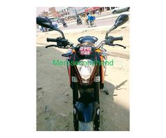 KTM duke bike on sale at kathmanu