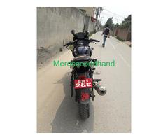 220 pulsar on sale or exchange at kathmandu