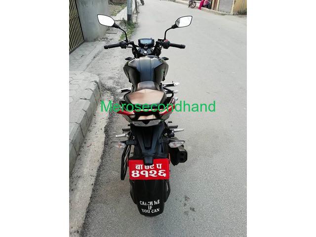 Apache 200 rtr on sale at kathmandu nepal - 3/4