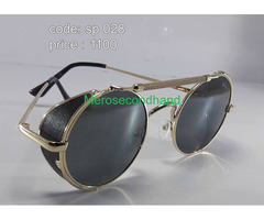 Steam punk classic sun glasses on sale at kathmandu