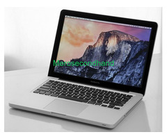 MacBook Pro 13 i7 laptop on sale at kathmandu nepal