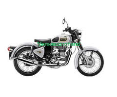 Royal enfield classic bike on sale at kathmandu nepal