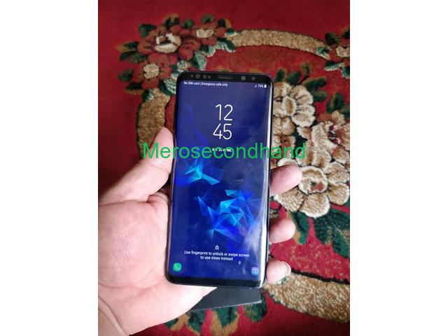 Samsung galaxy s9 mobile on sale at kathmandu nepal - 1/4