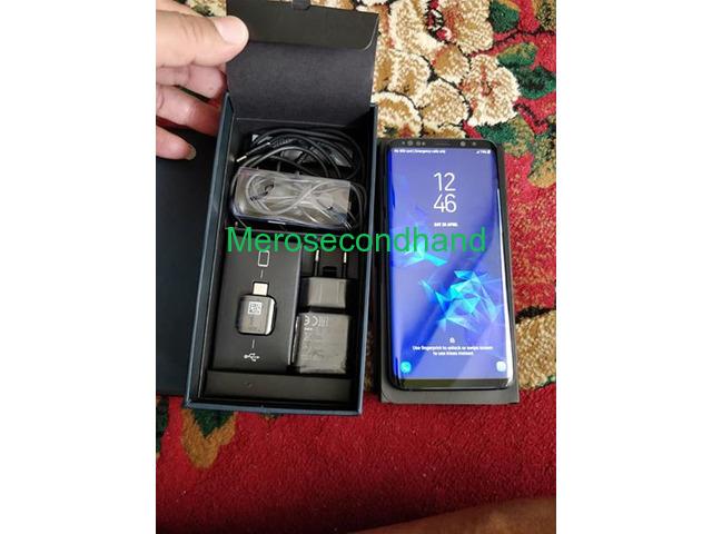 Samsung galaxy s9 mobile on sale at kathmandu nepal - 2/4