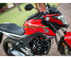 Honda hornet bike on sale at bharatpur nepal