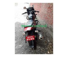 Pulsar 220f red n black bike on sale at kathmandu - Image 4/4