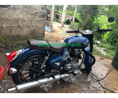 Bullet 2014 model bike on sale at tanahu nepal