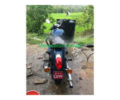 Bullet 2014 model bike on sale at tanahu nepal