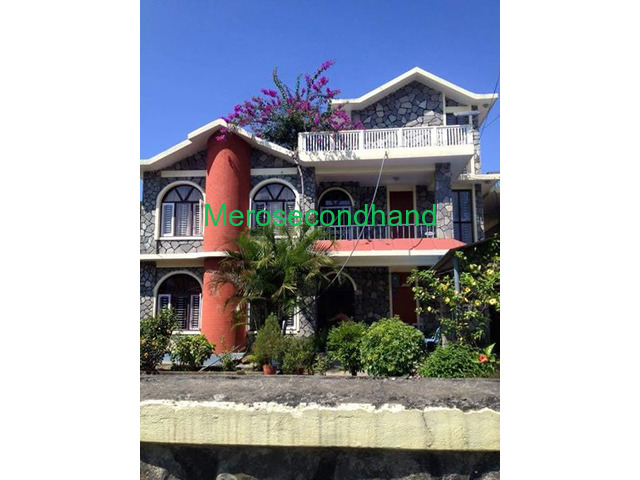 Bungalow for sale at pokhara nepal - 1/2