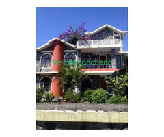 Bungalow for sale at pokhara nepal