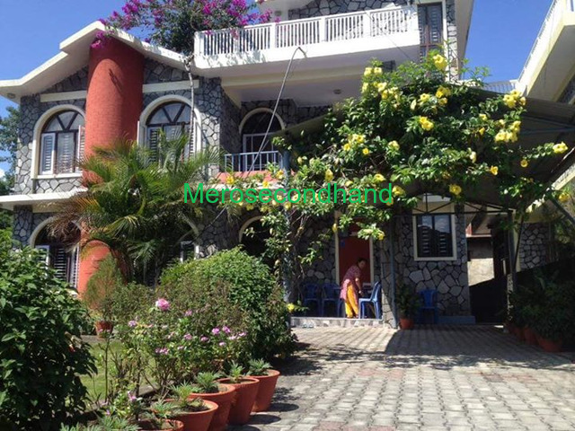 Bungalow for sale at pokhara nepal - 2/2