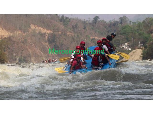 Adventure Rafting service at benighat dhading nepal - 1/3