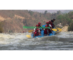 Adventure Rafting service at benighat dhading nepal