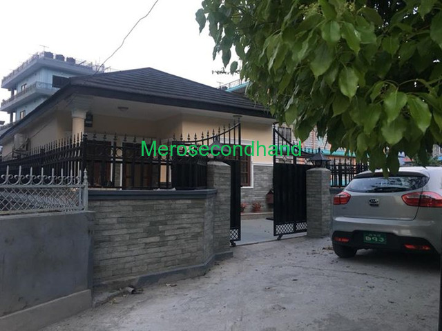 House for rent at lakeside pokhara - real estate - 1/4