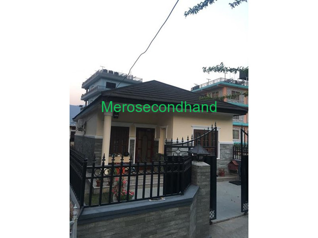 House for rent at lakeside pokhara - real estate - 2/4