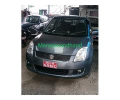 Suzuki swift zxi car on sale at kathmandu