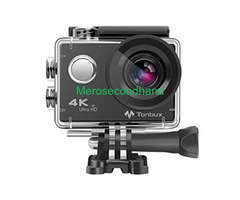 4k action camera on sale at kathmandu