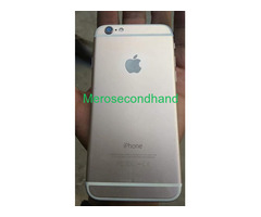 Iphone 6 mobile on sale at kathmandu
