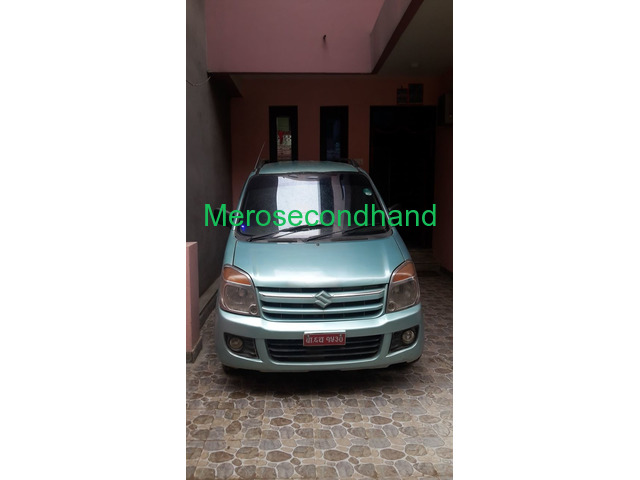 Maruti suzuki wagonr car on sale at lalitpur - 1/2