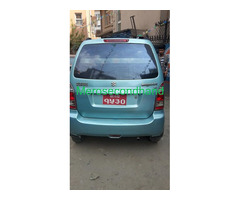 Maruti suzuki wagonr car on sale at lalitpur