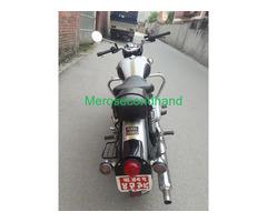 Royal enfield 350 classic bike on sale at kathmandu nepal
