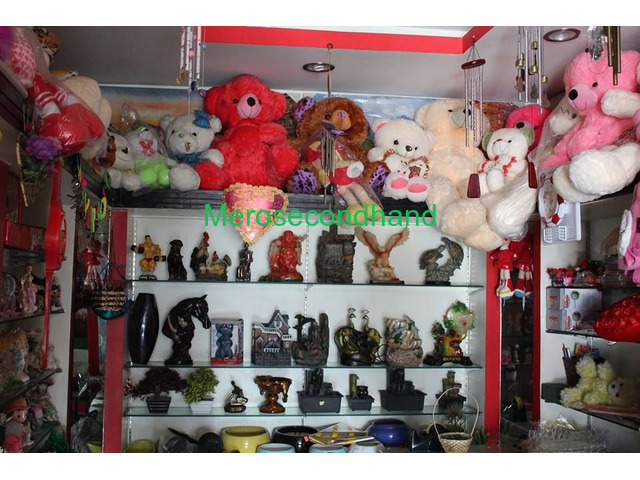 Aquarium / Cut Flowers/ Flower plants / Gift shop on sale at pokhara nepal - 3/4