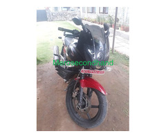 Pulsar 220 red on sale at pokhara - secondhand