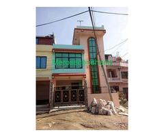 Real estate house on sale at jorpati kathmandu nepal