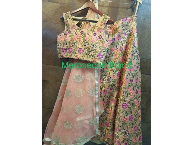 Lehenga / blouse / Dupatta are on sale at biratnagar - 1/4