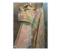 Lehenga / blouse / Dupatta are on sale at biratnagar