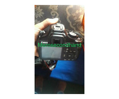 Canon EOS 1100D camera on sale at kathmandu nepal