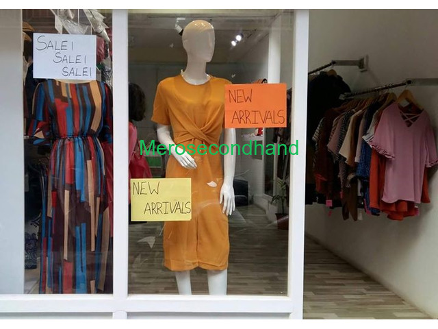 Running Ladies fancy store on sale at pokhara nepal - 4/4