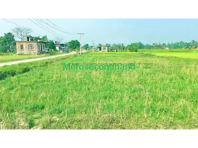 Real estate land on sale at sunwal rupendehi nepal - 1/3