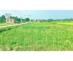 Real estate land on sale at sunwal rupendehi nepal - Image 1/3